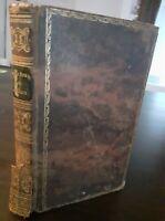 Aventuras Y Conquistas F. Cortez Por H. Lebrun 1842 Mames 4 Impresión Acero