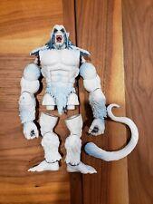 Marvel Legends Wendigo BAF complete.  x-men wolverine nigthcrawler sinister