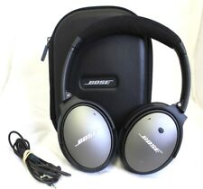 Bose QuietComfort QC 25 Headphones With Case (Apple) -  Blue/Gray  26-1A