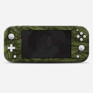 Skins Decals wrap for Nintendo Switch Lite - gonja leaves pot weed