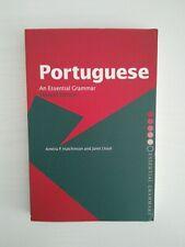 Portuguese: An Essential Grammar by Janet Lloyd, Amelia P. Hutchinson
