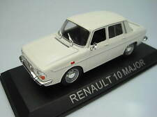 Legendary cars Renault 10 MAJOR 1967 - Ixo magazine 1/43 cochesaescala