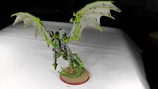 Flyrant Painted Hive Tyrant w Wings Twin Linked Devourers Tyranids 4