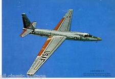 Postcard 252 - Plane/Aviation Lockheed U2 USAF