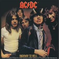 OFFICIAL LICENSED - AC/DC - HIGHWAY TO HELL STICKER ROCK ANGUS