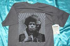 "SALE! Fender Jimi Hendrix ""Kiss The Sky"" Tee Shirt, Gray, Small, MPN 9101376306"