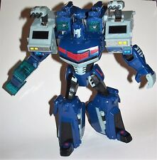 Transformers Animated Series Ultra Magnus Leader Class Action Figure
