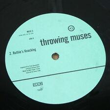 throwing muses  shark promo issue vinyl 12 inch ep  pop alt indie