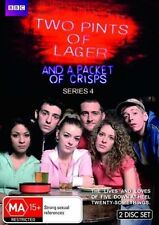 Two Pints of Lager and a Packet of Crisps Series 4 DVD R4