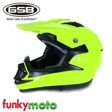 Cascos Enduro/Motocross lisos para conductores