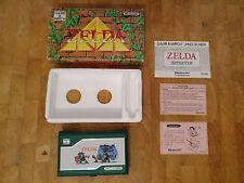 1989 **Zelda** NINTENDO GAME AND WATCH ZL-65 Super Rare!!!