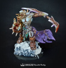 Thagrosh, Prophet of Legion Everblight warcaster hordes** COMMISSION ** painting