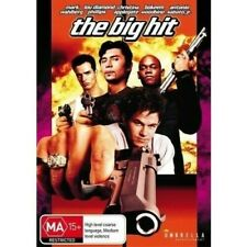 Dvd = The Big Hit - Mark Wahlberg