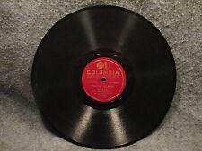 "78 RPM 10"" Record Ed Krolikowski Falconette Polka & Rock & Rye Columbia 12243"