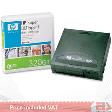HP Super DLTtape Data cartridge 320GB - C7980A