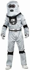 Robot Kids Halloween Costume Spaceman Sci Fi Girl Boy Child Jumpsuit Medium 8-10