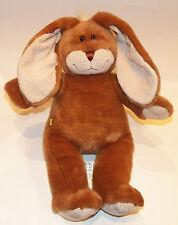 Brown Bunny Build Bear Plush Rabbit Tan Stuffed Animal Toy Easter Basket
