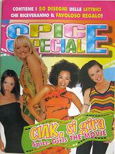 SPICE SPECIALE Ciak, si gira Spice Girls The Movie 1999 SPICE GIRLS 32 pagine