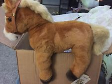 Steiff Horse From Hamleys