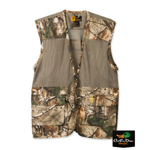 NEW BROWNING UPLAND DOVE VEST REALTREE XTRA CAMO LIGHTWEIGHT MESH
