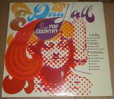 DORA HALL Sings Pop Country - Calamo SP-102 SEALED