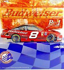 1999 DALE EARNHARDT JR #8 BUDWEISER LIMITED EDITION 1/24 ACTION DIECAST NASCAR