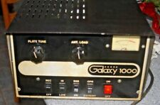 Galaxy 1000 Linear Amplifier 5 Tubes