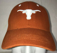University Texas Longhorns Hat One Fit Horns Youth Baseball Cap Stretch TOW NCAA