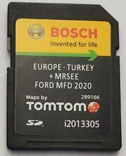 Carte SD GPS Ford MFD Europe 2020 v10