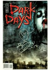 Dark Days #1 Signed by Ben Templesmith IDW Comics