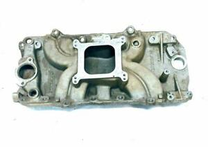 Edelbrock 5061 Torker II 2-0 Aluminum Intake Manifold Chevrolet 396-454 BBC V8