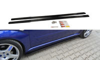 SIDE SKIRTS ADD-ON DIFFUSERS FORD FOCUS MK1 RS (2002 - 2003)