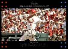 New listing 2007 Topps Albert Pujols St. Louis Cardinals #130