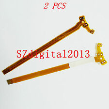 2PCS/ Lens Aperture Flex Cable For CANON EF-S 55-250mm f/4-5.6 IS II Repair Part