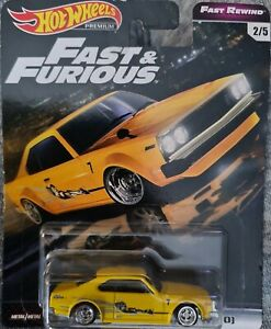 Hot Wheels Premium FAST & FURIOUS Nissan Skyline (C210) FAST REWIND 2/5