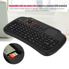 2.4GHz Wireless Mini Bluetooth Keyboard Touchpad for Android Remote Control SPM