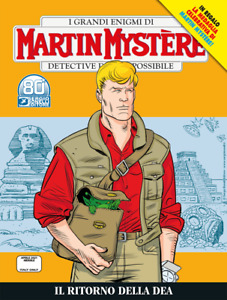I grandi enigmi di Martin Mystère n. 374 - Edizione originale - Bonelli Editore