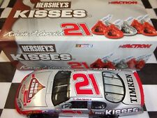 Kevin Harvick #21 Special Ed Hershey's KISSES 2004 1:24 Scale Car Action NASCAR