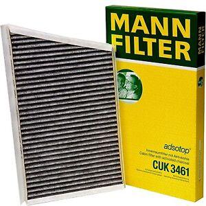 For Mercedes W203 S203 A203 CL203 C209 A209 C230 C280 Cabin Air Filter Mann