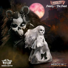 Living Dead Dolls Beauty and the Beast puppenset
