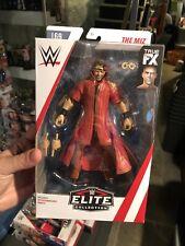 MOC The Miz Elite 69 WWE Mattel