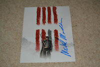 MICHAEL MADSEN  signed Autogramm 20x25 cm In Person HATEFUL EIGHT