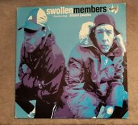 """Swollen Members - ft. DILATED PEOPLES 12"""" Vinyl Record madchild single rare lp"""
