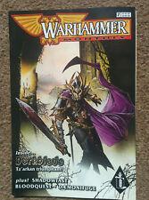WARHAMMER Monthly #7 - DARKBLADE plus Shadowfast: Bloodquest: Daemonfuge