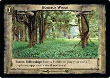 LoTR TCG MoM Mines Of Moria Hobbiton Woods FOIL 2U116