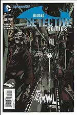 DETECTIVE COMICS # 35 (The NEW 52! - TERMINAL PART 1, OCT 2014), NM/MT NEW