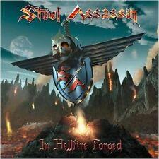 STEEL ASSASSIN - In Hellfire Forged CD
