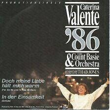 """Caterina Valente & Count Basie Orchestra - Doch Meine Liebe... (7"""" Single 1986)"""