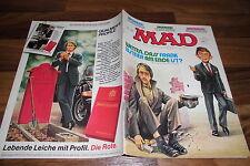 MAD # 168 -- FILMMONSTER (aus unserem Alltagsleben) / MAD-REPORT: WITZ mit BART