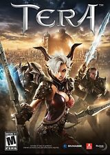 NEW! ~ TERA (PC, 2012) Massive Multiplayer Online (MMO) Game DVD-ROM
